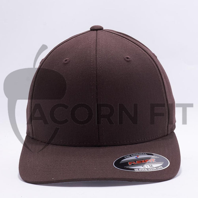 Brown Flexfit Hats Caps