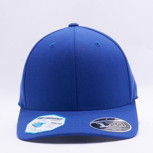 Blank Royal Baseball Caps