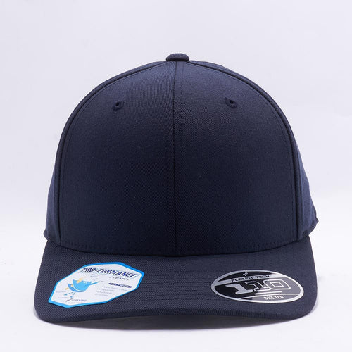 Blank Navy Baseball Caps