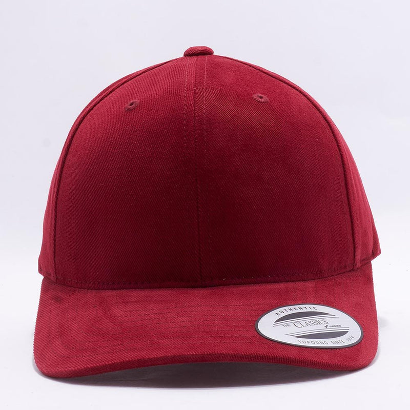 Blank Suede Baseball Caps Hats