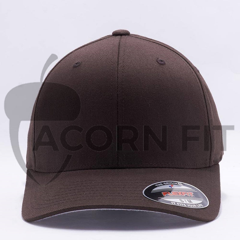 Brown Flexfit 6277