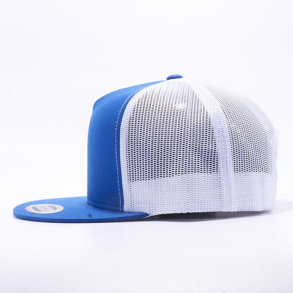 d8875fb7 Wholesale Yupoong 6006T Classic Trucker [Royal/White] – Acorn Fit