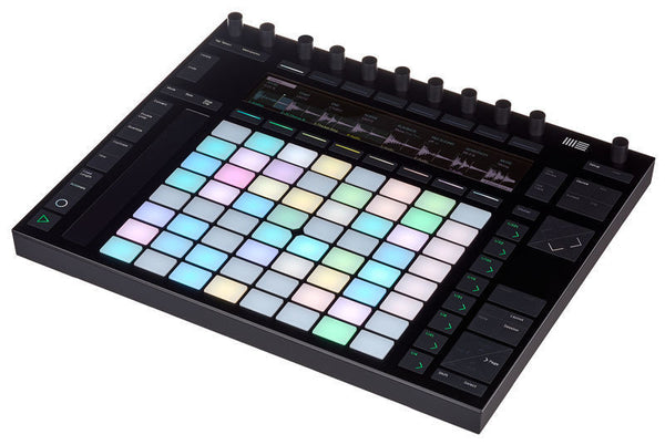 Ableton Push 2 with Live 9.5 Intro