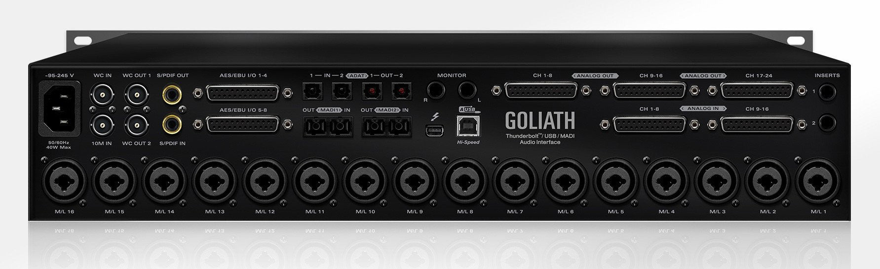 Antelope Audio Goliath