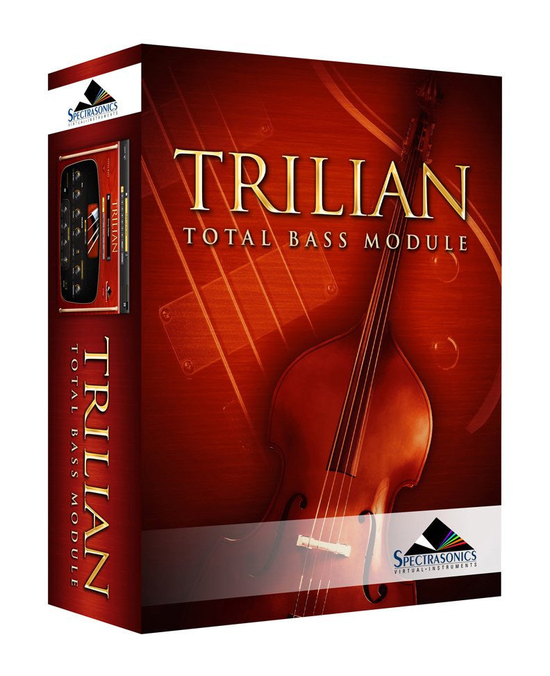 Spectrasonics Trilian Total Bass Module (boxed)