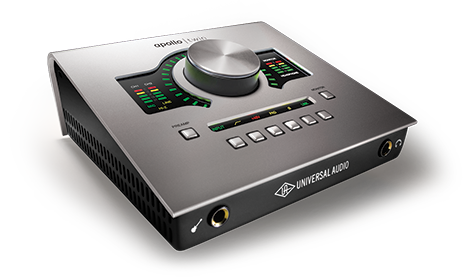 Universal Audio Apollo Twin Duo (USB3.0)