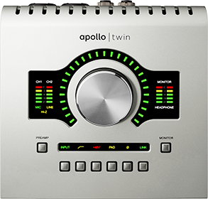Universal Audio Apollo Twin Duo (Thunderbolt)
