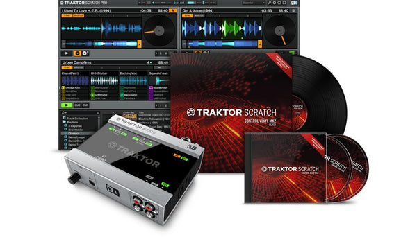 Native Instruments Traktor Scratch A6 (Promo Price)