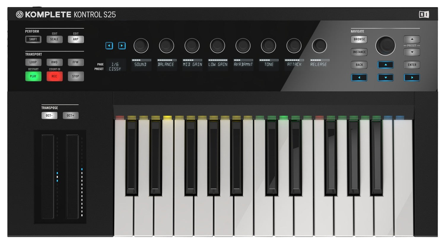 Native Instruments Komplete Kontrol S25 (Promo Price)