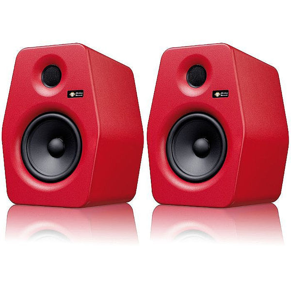 Monkey Banana Turbo 6 - Red (pair)