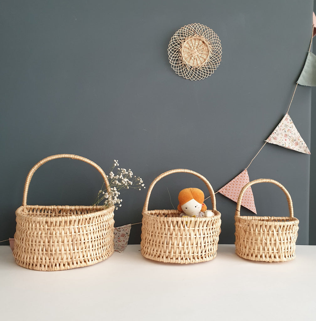 Baskets, Boxes and Hangers