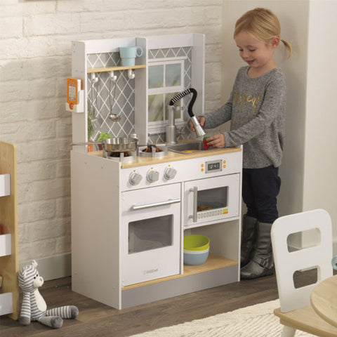 wooden kitchen kidkraft