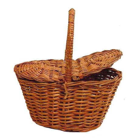 picninc wicker basket for kids