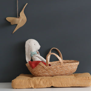 Natural Teddy   Carrycot Izta 27 cm