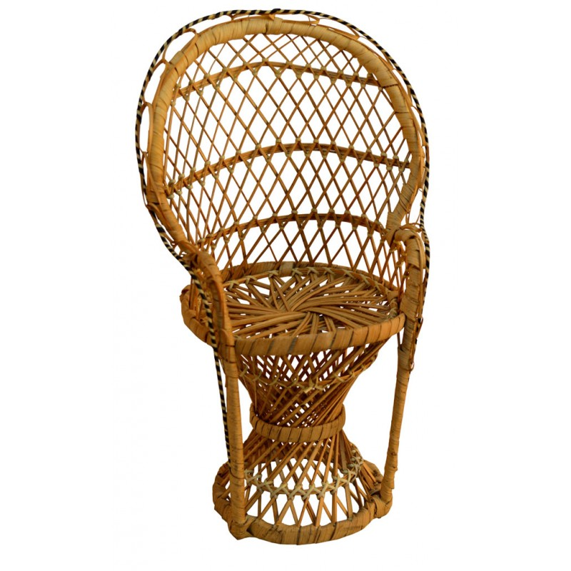 dolls chair wicker coconeh
