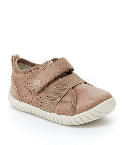 "Stride Rite ""Riley"" Sneaker Tan"