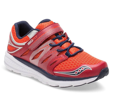 "Saucony ""SY-B Zealot"" Sneaker Red/Orange"