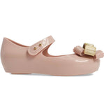 "Mini Melissa ""UltraGirl Sweet IV"" Mary Jane Light Pink"