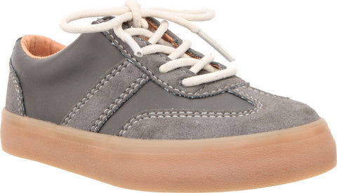 "Elements ""Neal"" Sneaker Grey Suede"