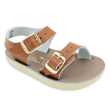 "Salt Water Sandal ""Seawee"" Sandal Tan"