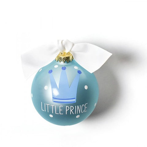 "Coton Colors ""Little Prince"" Ornament"