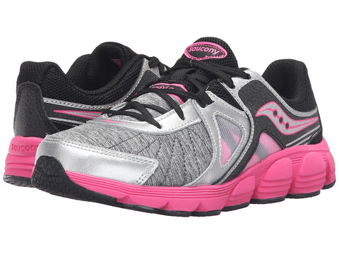 "Saucony ""SY-G Kotaro"" Sneaker Silver/Black/Pink"