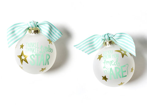 "Coton Colors ""Twinkle Twinkle Little Star"" Ornament"