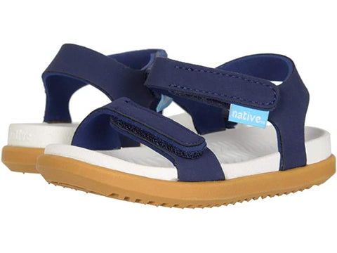 Native Charley Regatta Blue Sandal