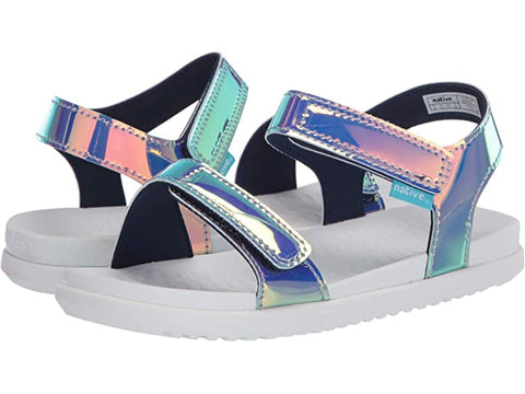 Native Charley Hologram Pink Sandal