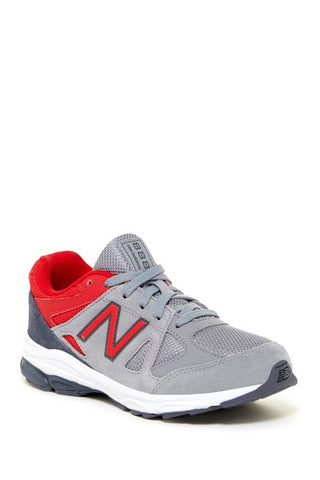 New Balance Red/Grey KJ888TRP