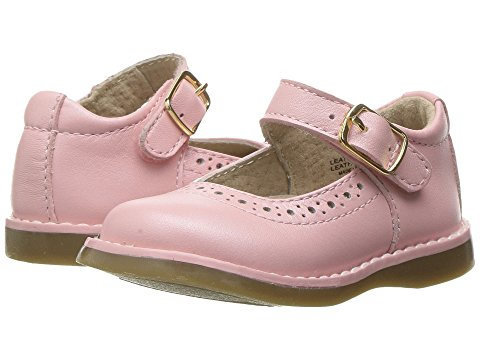 "FootMates ""Heather"" Pink"