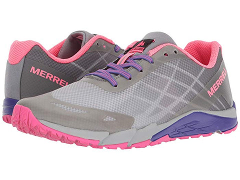 Merrell Girls Bare Access Grey Multi