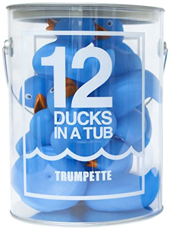 "Trumpette ""12 Ducks In a Tub"" Set"