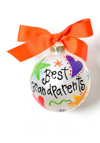 "Coton Colors ""Best Grandparents"" Ornament"