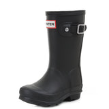 "Hunter Juniors ""Original"" Wellington Boots Black"