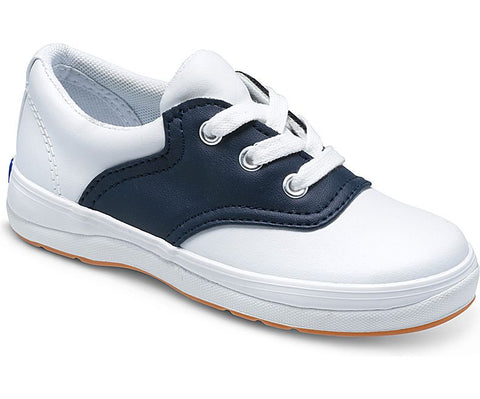 "Keds ""School Days"" Sneaker White/Navy"