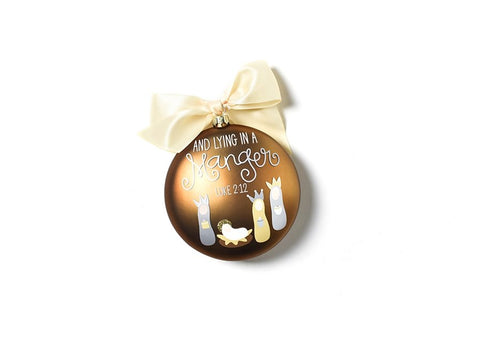 "Coton Colors ""Luke 2:12"" Ornament"