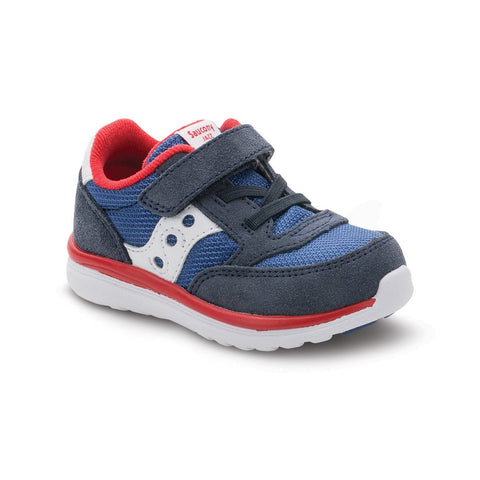 "Saucony ""SY-BB Jazz Lite"" Sneaker Red/White/Navy"