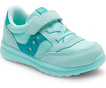 "Saucony ""SY-BB Jazz Lite"" Sneaker Turquoise"