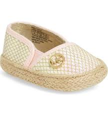 "Michael by Michael Kors ""Baby Daria"" Pink/Gold"