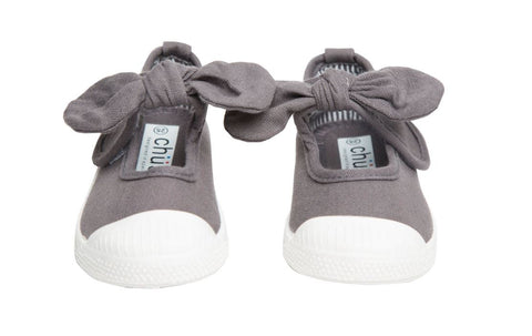 "Chus ""Athena"" Mary Jane Sneaker Grey"