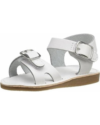 "Baby Deer ""Lea"" Sandals White"