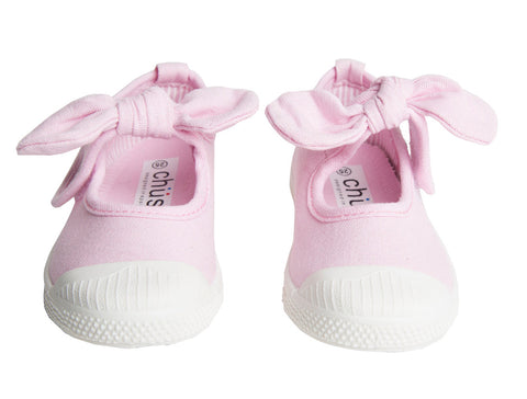 "Chus ""Athena"" Mary Jane Sneaker Light Pink"