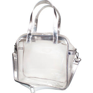 Capri Designs Clear Carryall Tote