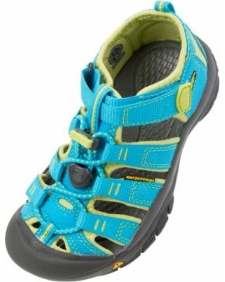 "Keen ""Newport H2"" Outdoor Sandal Hawaiian Blue/Green Glow"
