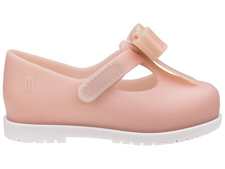 "Mini Melissa ""Classic Baby II"" Mary Jane Pink"