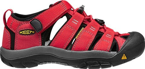 "Keen ""Newport H2"" Outdoor Sandal Ribbon Red/Gargoyle"
