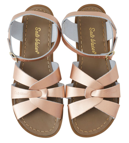 "Salt Water Sandal ""Original"" Sandal Rose Gold"