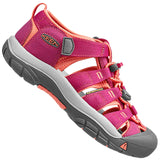 "Keen ""Newport H2"" Outdoor Sandal Very Berry/Fusion Coral"