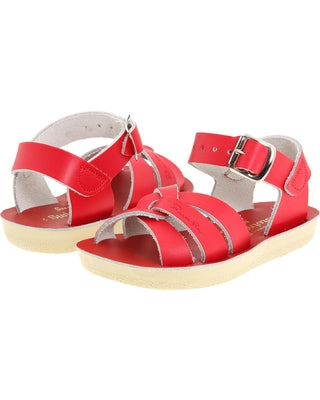 "Salt Water Sandal ""Swimmer"" Sandal Red"